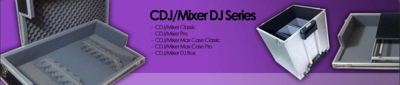 JAM CDJ - MIXER CLASSIC